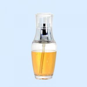60 ml pet bottle with pump